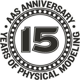 AAS Anniversary - 15 Years of Physical Modeling