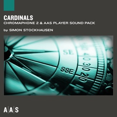 Cardinals—Simon Stockhausen sound pack for Chromaphone 2