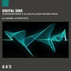 Digital Sins—Daniel Stawczyk sound pack for Chromaphone 2