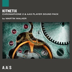KitNetix—Martin Walker sound pack for Chromaphone 2