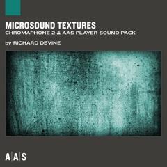 Microsound Textures—Richard Devine sound pack for Chromaphone 2
