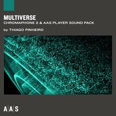 Multiverse—Thiago Pinheiro sound pack for Chromaphone 2