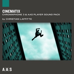 Cinematix—Christian Laffitte sound pack for Chromaphone 3