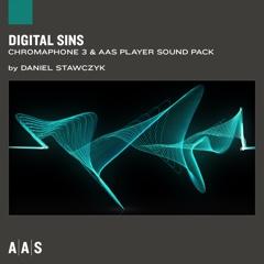 Digital Sins—Daniel Stawczyk sound pack for Chromaphone 3