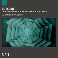 Octagon—Daniel Stawczyk sound pack for Chromaphone 3
