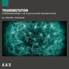 Transmutation—Michel Basque sound pack for Chromaphone 3