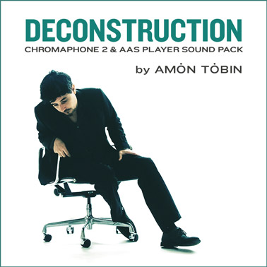 Deconstruction – Amon Tobin sound pack for Chromaphone 3 and AAS Player.