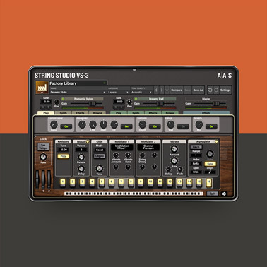 String Studio VS-3 – String Oscillator Synthesizer