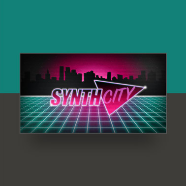 Synth City – Adam Pietruszko sound pack for Chromaphone 2 and AAS Player.