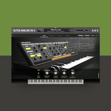 Ultra Analog VA-3 – Analog Synthesizer