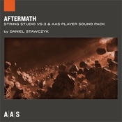 String Studio VS-3 and AAS Player sound pack