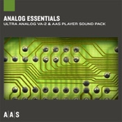 Analog Essentials—AAS sound pack for Ultra Analog VA-3
