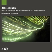 Angelicals—Andre Ettema sound pack for Ultra Analog VA-3