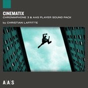 Cinematix—Christian Laffitte sound pack for Chromaphone 2