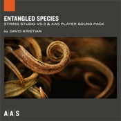 Entangled Species—David Kristian sound pack for String Studio VS-3