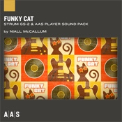 Funky Cat—Niall McCallum sound pack for Strum GS-2