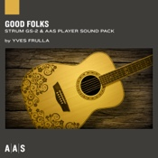 Good Folks—Yves Frulla sound pack for Strum GS-2