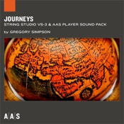 Journeys—Gregory Simpson sound pack for String Studio VS-3