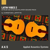 Latin Vibes 2—Christian Laffitte sound pack for Strum GS-2