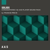 Solids—Francis Preve sound pack for Chromaphone 3