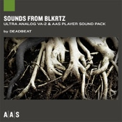 Sounds from BLKRTZ—Deadbeat sound pack for Ultra Analog VA-3