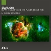 Starlight—Daniel Stawczyk sound pack for Ultra Analog VA-3