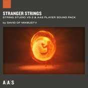 Stranger Strings—David of MixbusTV sound pack for String Studio VS-3