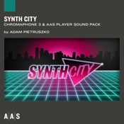 Synth City—Adam Pietruszko sound pack for Chromaphone 2