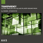 Transparency—Daniel Stawczyk sound pack for Ultra Analog VA-3