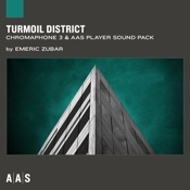 Turmoil District—Emeric Zubar sound pack for Chromaphone 3