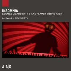 Insomnia—Daniel Stawczyk sound pack for Lounge Lizard EP-4