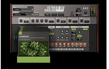 Ultra Analog VA-2 +PACKS