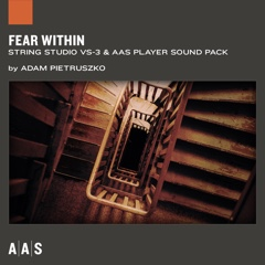 Fear Within—Adam Pietruszko sound pack for String Studio VS-3