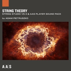 String Theory—Adam Pietruszko sound pack for String Studio VS-3