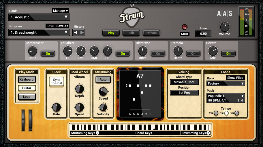 Applie Acoustics Strum GS2