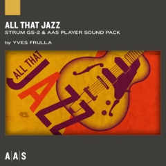 All That Jazz—Yves Frulla sound pack for Strum GS-2