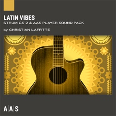 Latin Vibes—Christian Laffitte sound pack for Strum GS-2