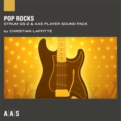 Pop Rocks—Christian Laffitte sound pack for Strum GS-2