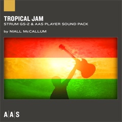 Tropical Jam—Niall McCallum sound pack for Strum GS-2