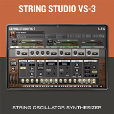 String Oscillator Synthesizer