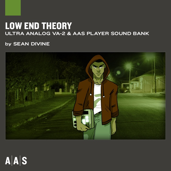 Low End Theory—Sean Divine sound bank for Ultra Analog VA-2