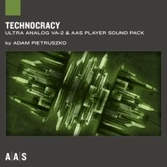Technocracy—Adam Pietruszko sound bank for Ultra Analog VA-2