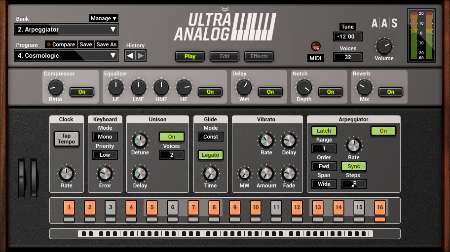 UltraAnalogVA-2