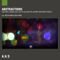 Abstractions—Richard Devine sound pack for Ultra Analog VA-3