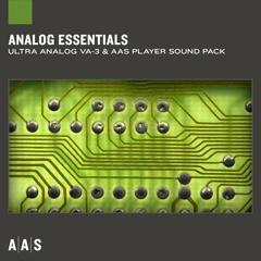 Analog Essentials—AAS sound pack for Ultra Analog VA-3