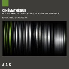 Cinémathèque—Daniel Stawczyk sound pack for Ultra Analog VA-3