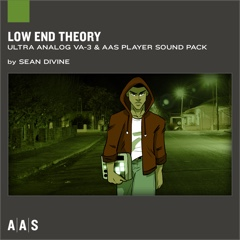 Low End Theory—Sean Divine sound pack for Ultra Analog VA-3