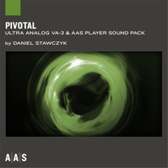Pivotal—Daniel Stawczyk sound pack for Ultra Analog VA-3