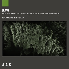 Raw—Andre Ettema sound pack for Ultra Analog VA-3
