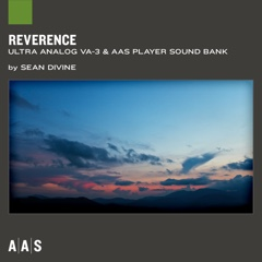 Reverence—Sean Divine sound pack for Ultra Analog VA-3
